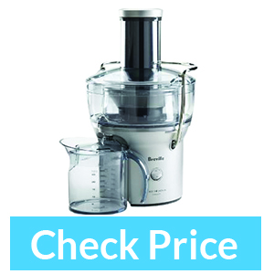 Breville BJE200XL Compact Juice Fountain – Top Rated Juicer